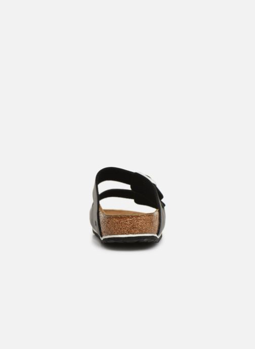 Sandali e scarpe aperte Birkenstock Arizona Flor M Nero immagine destra