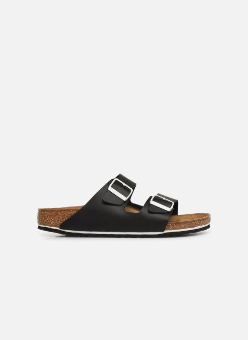 Sandali e scarpe aperte Birkenstock Arizona Flor M Nero immagine posteriore