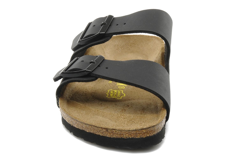 Sandaler Birkenstock Arizona Flor M Sort se skoene på