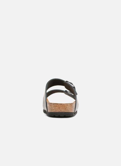 Sandales et nu-pieds Birkenstock Arizona Cuir M Noir vue droite