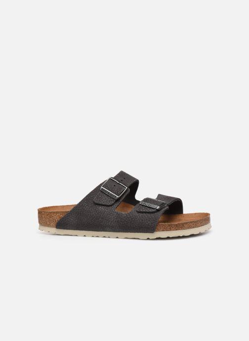 Sandali e scarpe aperte Birkenstock Arizona Cuir M Grigio immagine posteriore