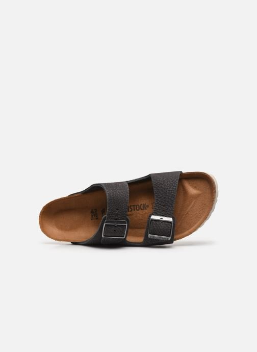 Sandali e scarpe aperte Birkenstock Arizona Cuir M Grigio immagine sinistra