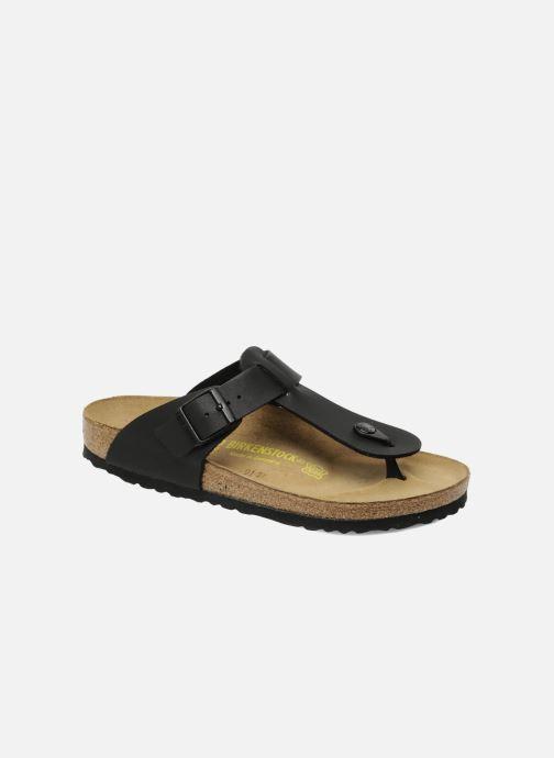 Flip flops & klipklapper Birkenstock Medina Flor M Sort detaljeret billede af skoene