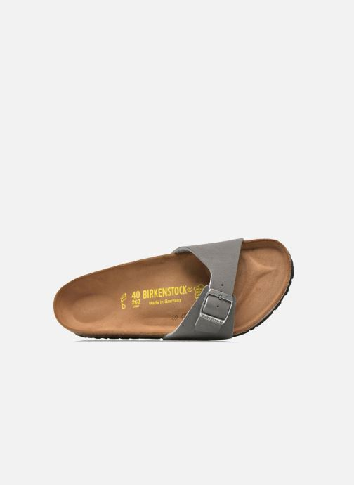 Sandali e scarpe aperte Birkenstock Madrid Flor M Grigio immagine sinistra