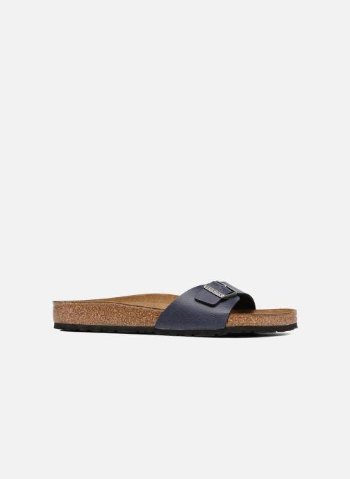 Sandales et nu-pieds Birkenstock Madrid Flor M Bleu vue derrière