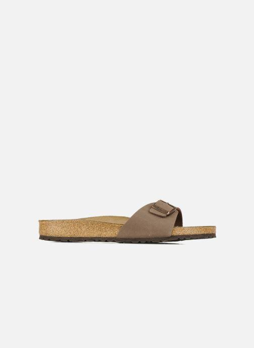 Sandales et nu-pieds Birkenstock Madrid Flor M Beige vue derrière