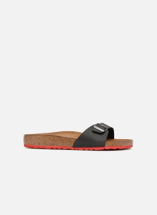 Sandali e scarpe aperte Birkenstock Madrid Flor M Nero immagine posteriore