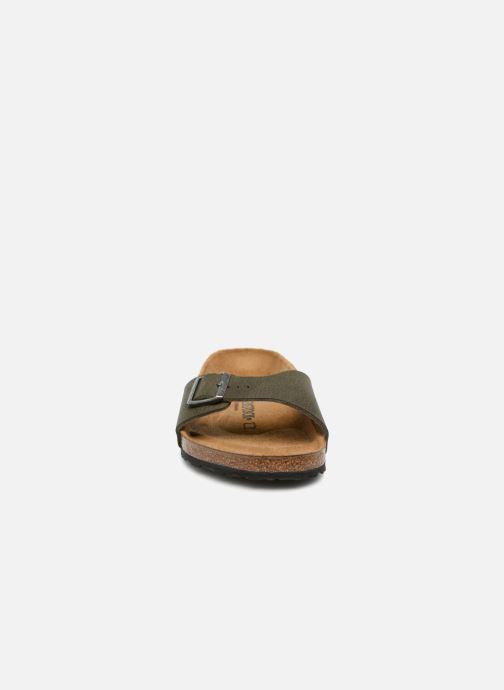Sandali e scarpe aperte Birkenstock Madrid Flor M Verde modello indossato