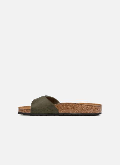 Sandali e scarpe aperte Birkenstock Madrid Flor M Verde immagine frontale