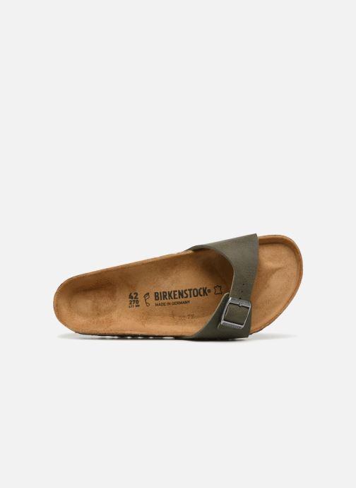 Sandali e scarpe aperte Birkenstock Madrid Flor M Verde immagine sinistra