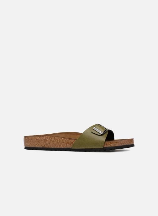Sandals Birkenstock Madrid Flor M Green back view