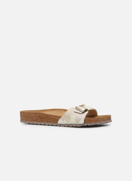 Sandali e scarpe aperte Birkenstock Madrid Flor M Bianco immagine posteriore