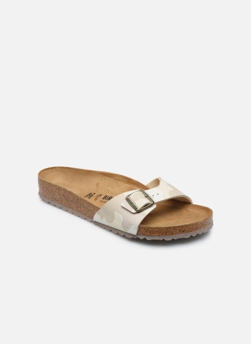 Sandali e scarpe aperte Birkenstock Madrid Flor M Bianco vedi dettaglio/paio