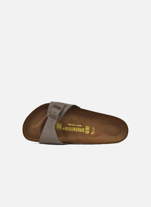 Sandali e scarpe aperte Birkenstock Madrid Flor M Grigio immagine sinistra a419210cf6f