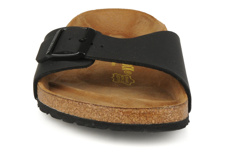 Sandaler Birkenstock Madrid Flor M Sort se skoene på
