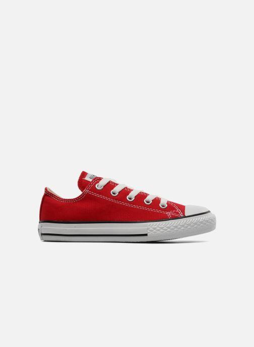 Sneakers Converse Chuck Taylor All Star Ox K Röd bild från baksidan