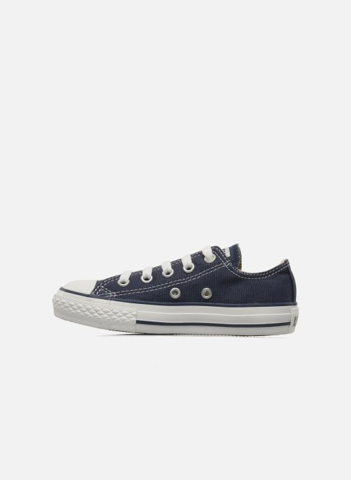 Trainers Converse Chuck Taylor All Star Ox K Blue front view