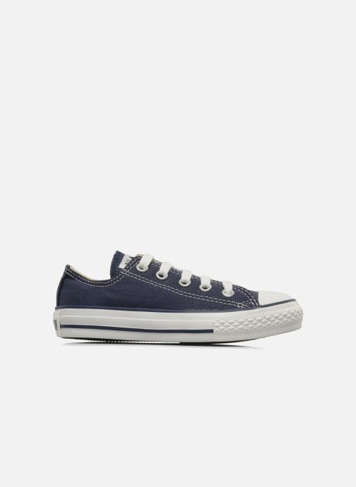 Trainers Converse Chuck Taylor All Star Ox K Blue back view