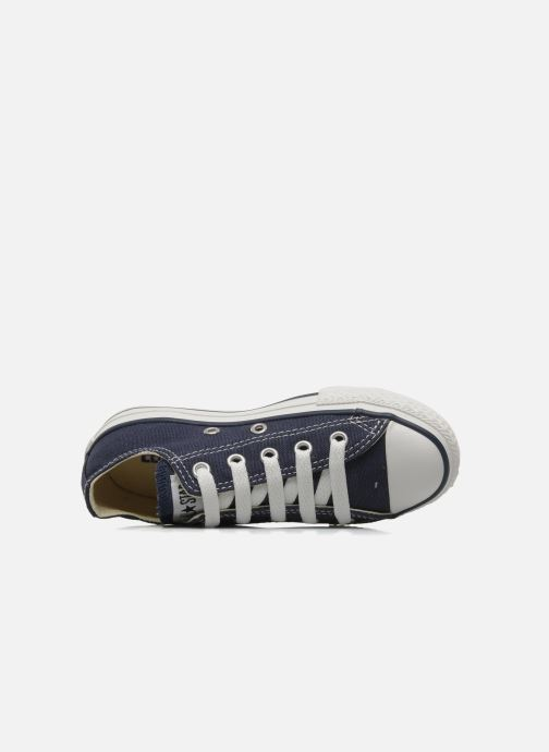 Trainers Converse Chuck Taylor All Star Ox K Blue view from the left