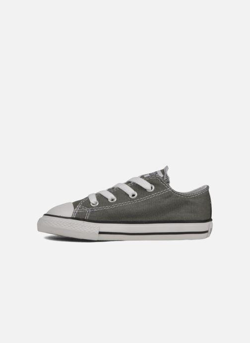 Sneakers Converse Chuck Taylor All Star Ox K Grijs voorkant