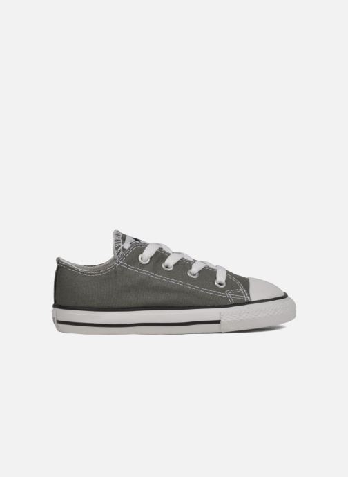 Trainers Converse Chuck Taylor All Star Ox K Grey back view