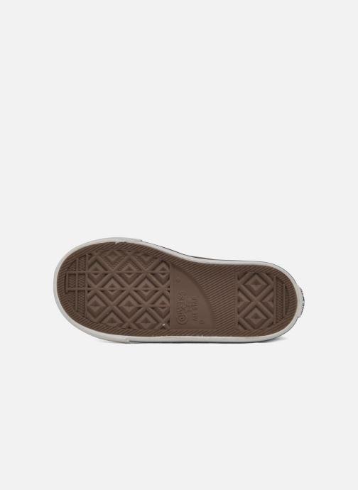 Sneakers Converse Chuck Taylor All Star Ox K Grigio immagine dall'alto