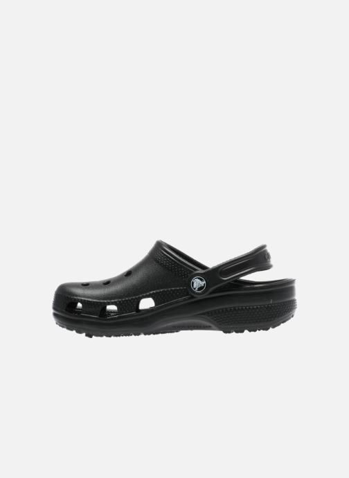 Clogs & Pantoletten Crocs Cayman F schwarz ansicht von vorne