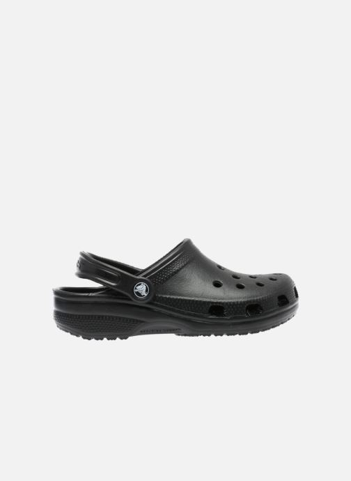 Clogs & Pantoletten Crocs Cayman F schwarz ansicht von hinten