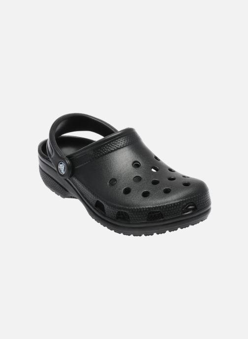 Clogs & Pantoletten Crocs Cayman F schwarz detaillierte ansicht/modell