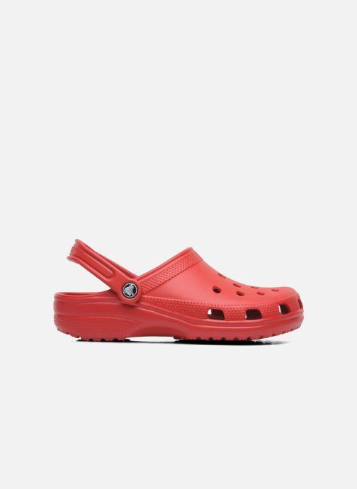 Clogs & Pantoletten Crocs Cayman F weinrot ansicht von hinten