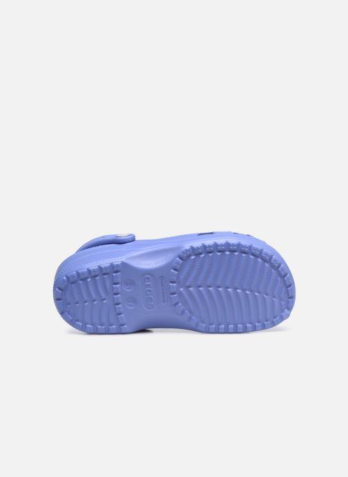 Clogs & Pantoletten Crocs Cayman F blau ansicht von oben