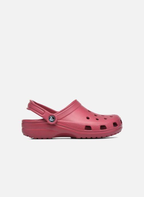 Clogs & Pantoletten Crocs Cayman F rot ansicht von hinten