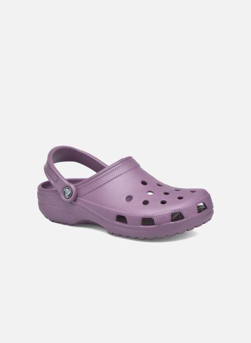15c8ee88629 Crocs Classic F (Violet) - Mules et sabots chez Sarenza (274519)