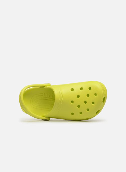 Mules & clogs Crocs Cayman F Yellow view from the left