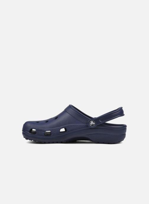 Zoccoli Crocs Cayman F Azzurro immagine frontale