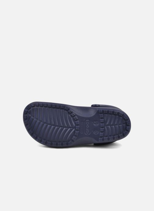 Mules & clogs Crocs Cayman F Blue view from above