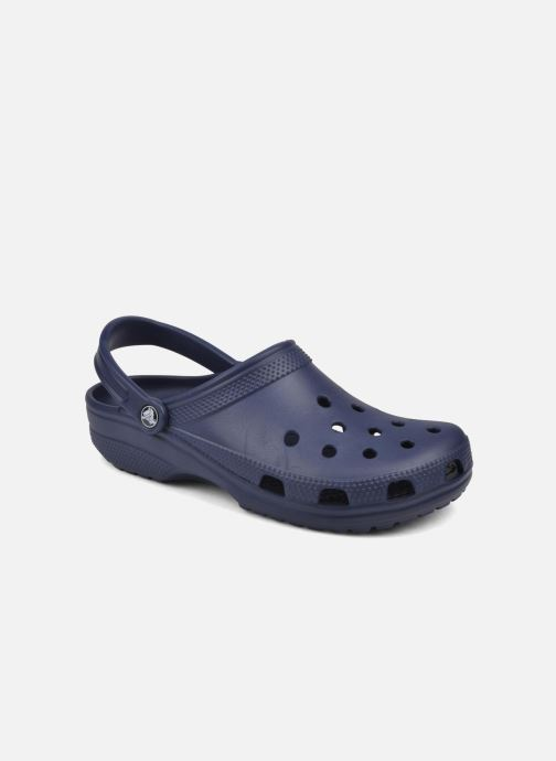 Mules & clogs Crocs Cayman F Blue detailed view/ Pair view
