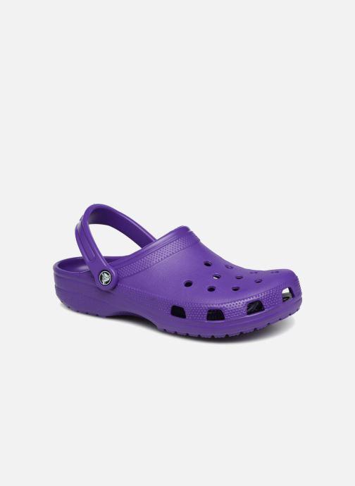 Clogs & Pantoletten Crocs Cayman F lila detaillierte ansicht/modell