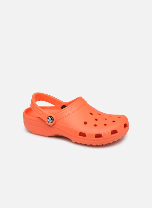 Clogs & Pantoletten Crocs Cayman F orange detaillierte ansicht/modell