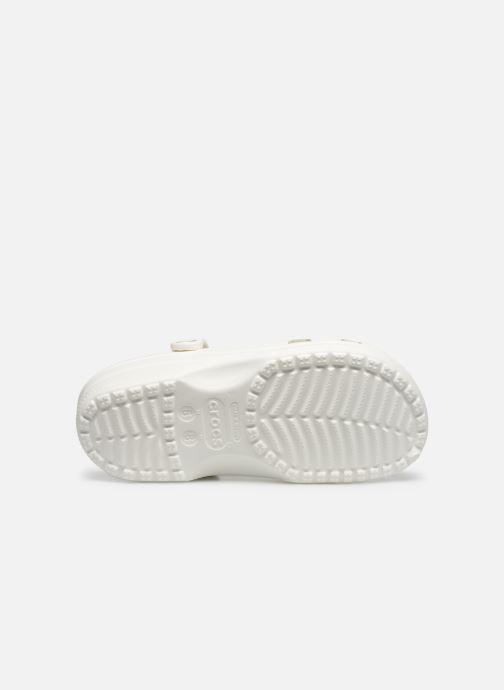 Wedges Crocs Cayman F Wit boven