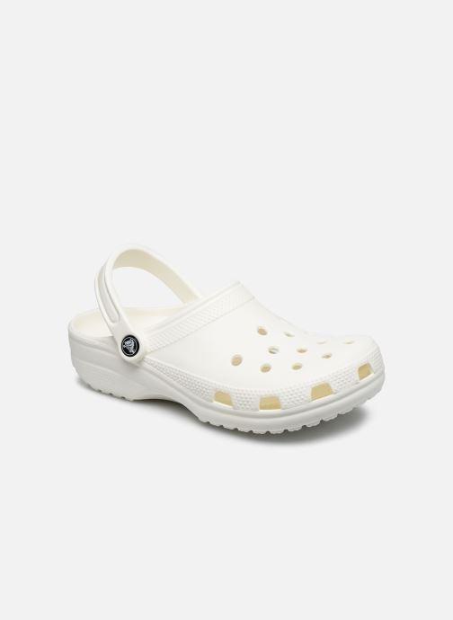 Clogs & Pantoletten Crocs Cayman F weiß detaillierte ansicht/modell