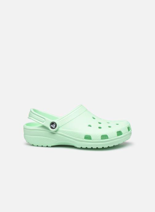 Wedges Crocs Cayman F Groen achterkant
