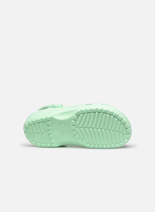 Clogs & Pantoletten Crocs Cayman F grün ansicht von oben