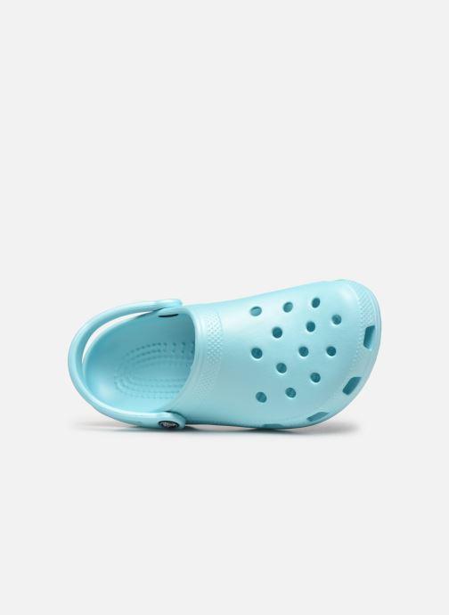 Clogs & Pantoletten Crocs Cayman F blau ansicht von links