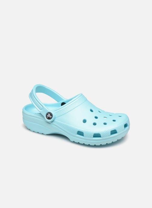 Crocs Classic F (blau) Clogs & Pantoletten bei