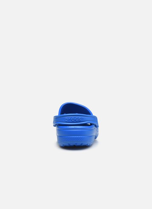 Clogs & Pantoletten Crocs Cayman F blau ansicht von rechts