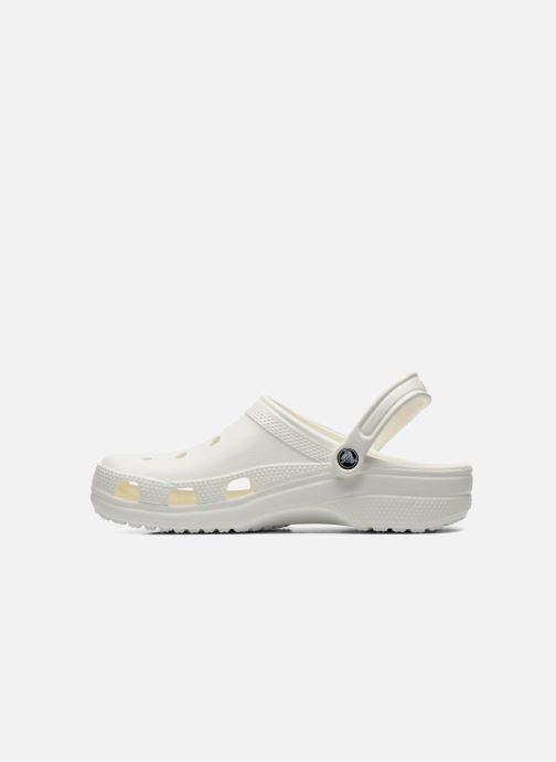 Sandalen Crocs Cayman H Wit voorkant