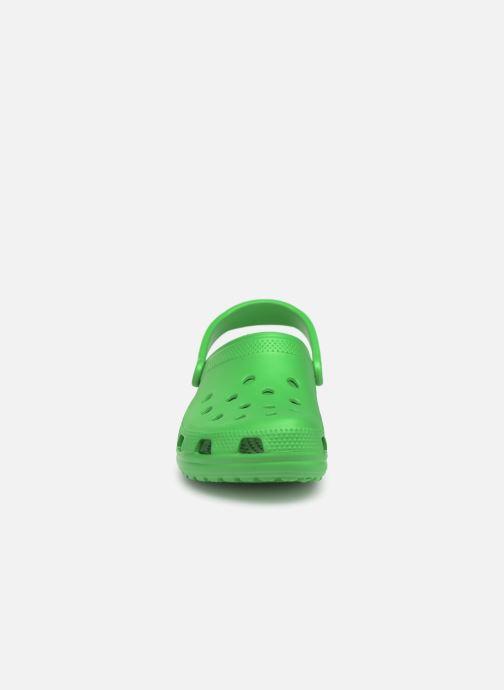 Sandals Crocs Cayman H Green model view