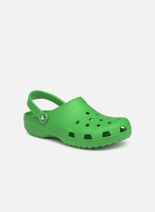 Sandalias Crocs Cayman H Verde vista de detalle / par