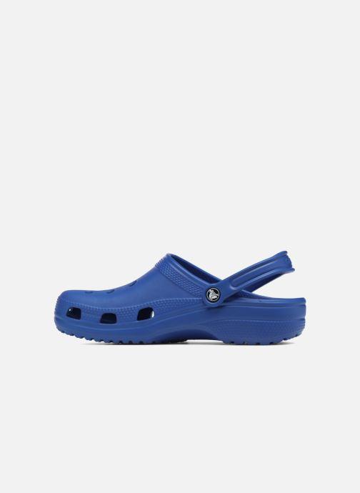 Sandals Crocs Cayman H Blue front view